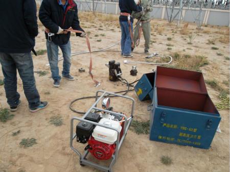 集电线路范围指集电线路断路器出线至线路所带箱变的高压侧.